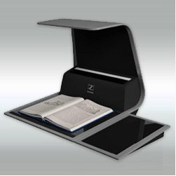Zeutschel Book Scanning Equipment by Crowley