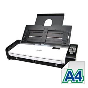 AD215 Duplex and Long Page Document Scanner