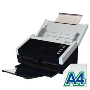 AD250 Duplex and ID Card Document Scanner