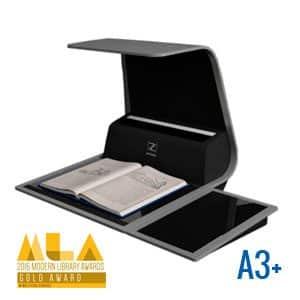 book scanner machine