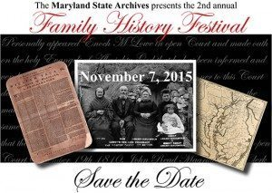 Learn about document archival and scanning at the Family History Festival!
