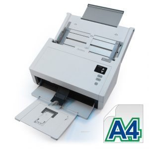 AD230 Duplex and ID Card Document Scanner