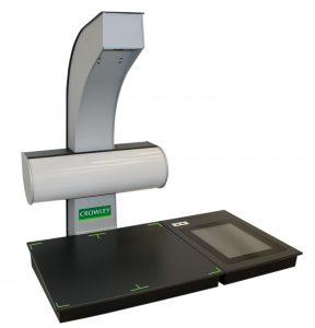 ODS Overhead doc scanner-flat