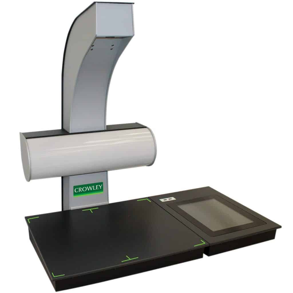 ODS Overhead doc scanner-flat - The Crowley Company - The Crowley ...