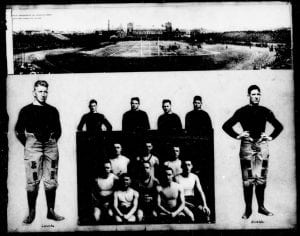 Canton Bulldogs - pro football hall of fame